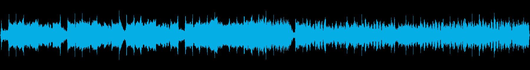 43秒/表彰式、クリアに合うオーケストラの再生済みの波形