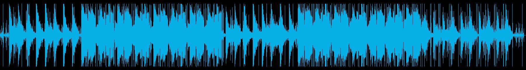 企業VP いやし・チル 33の再生済みの波形