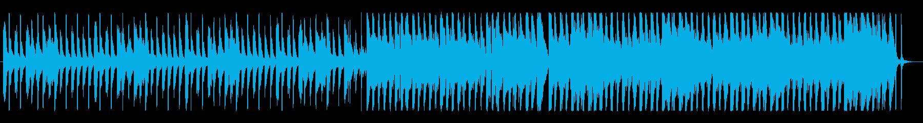 人気の口笛メロディ。明るく楽しいポップ。の再生済みの波形