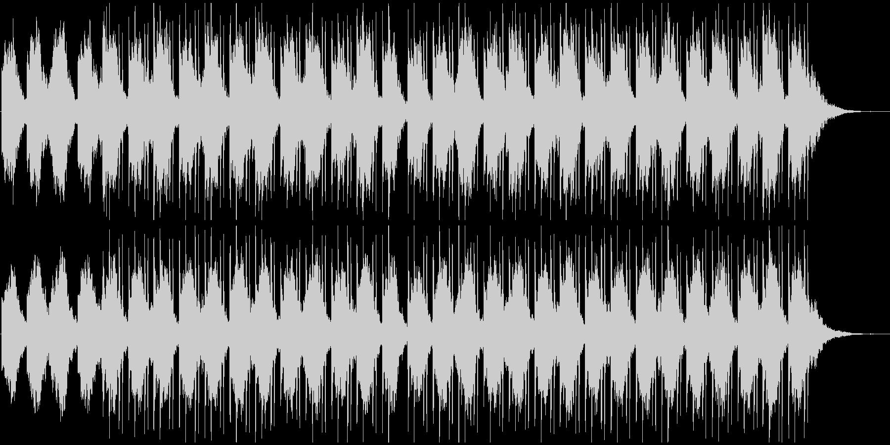 【LOFI HIPHOP】深夜勉強用Bの未再生の波形
