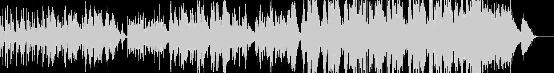 春止歌:ハープと弦の透明感・感動的・和風の未再生の波形