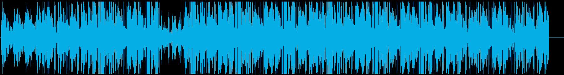 モーニングルーティーン/チルhiphopの再生済みの波形
