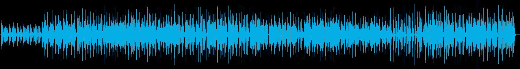 CoolでFunkな曲調 Ver.2の再生済みの波形