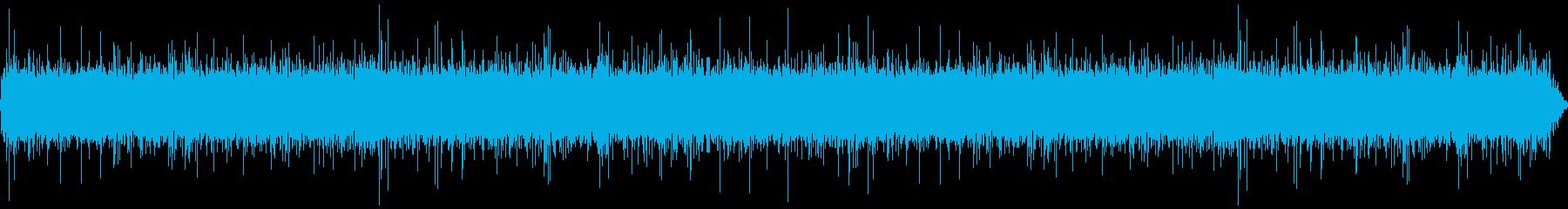 せせらぎの流れ-1(小川)の再生済みの波形