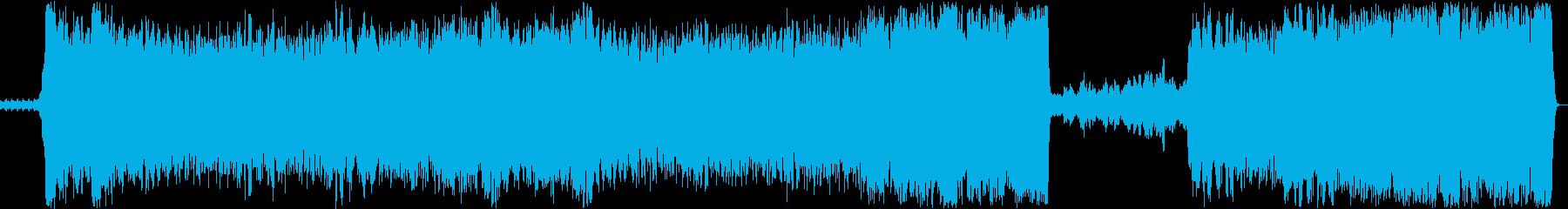 オーケストラ リズミカル 伸びやか 高揚の再生済みの波形