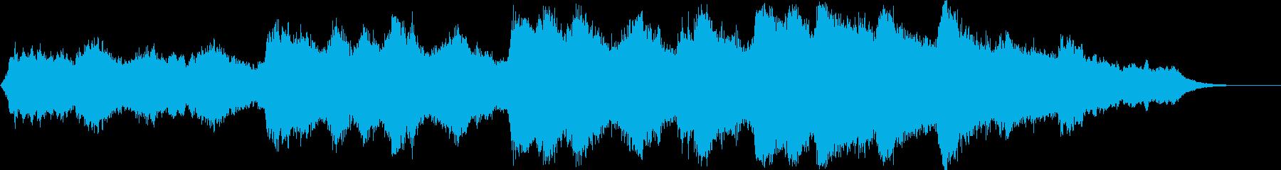 オーケストラ 成功 功績 旅の終わりにの再生済みの波形
