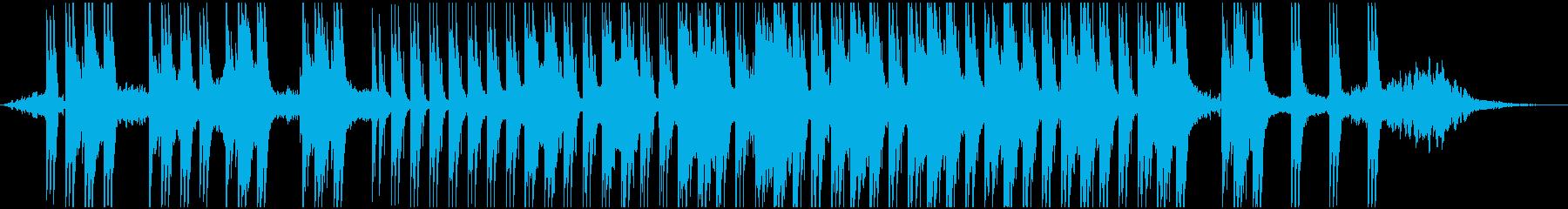 ニューエイジインストゥルメンタル。...の再生済みの波形