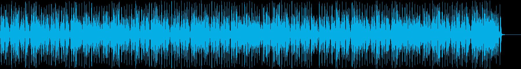 疾走感のある暗く渋いジプシージャズの再生済みの波形