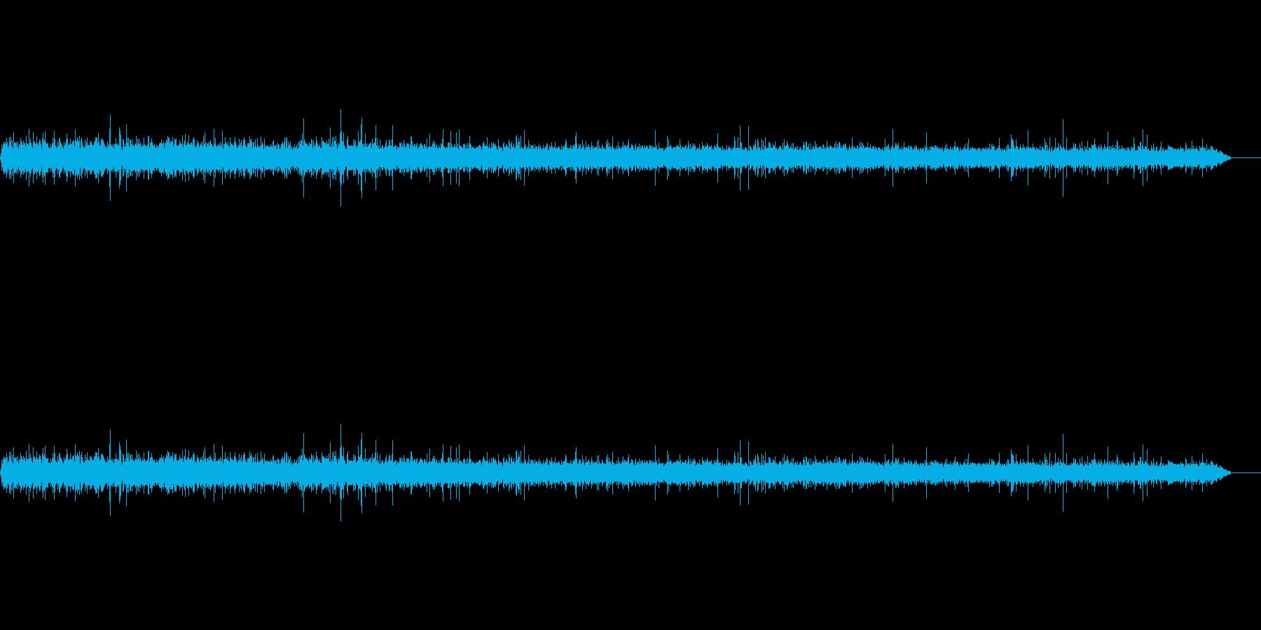 ドレンパイプ-水カレラ-ルビアの再生済みの波形