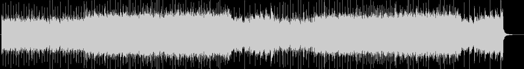 「HR/HM」「ROCK」BGM153の未再生の波形
