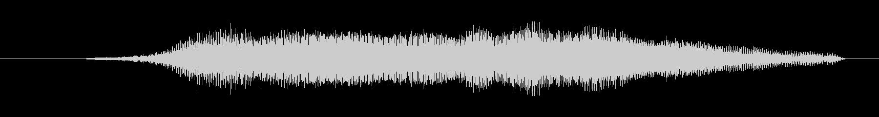 鳴き声 リトルガールラフ03の未再生の波形