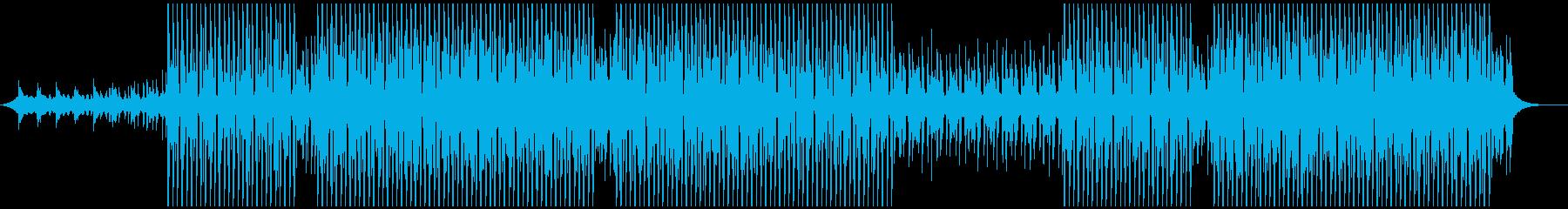 ダンスパーティーサマーの再生済みの波形