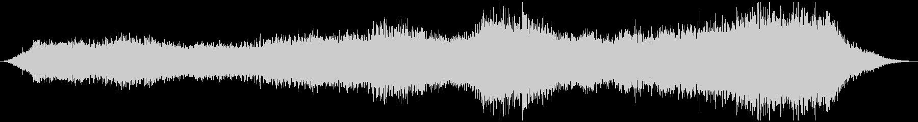 PADS スペース01の漂流の未再生の波形