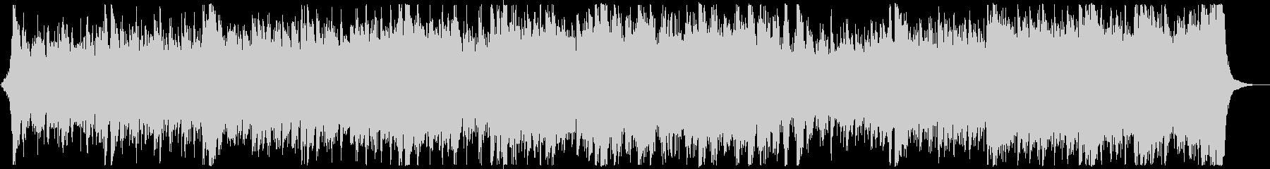 和風・和楽器・忍者エピック:フル1回の未再生の波形