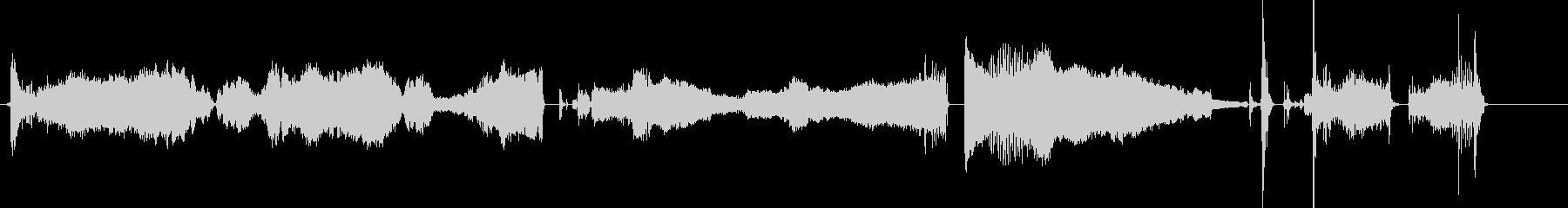 ドアクリーク;ウッドドアクリーク、遅いの未再生の波形