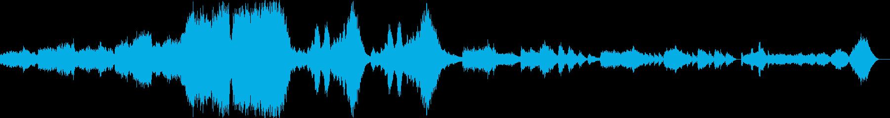 朝の気分(ペールギュントより)/グリーグの再生済みの波形