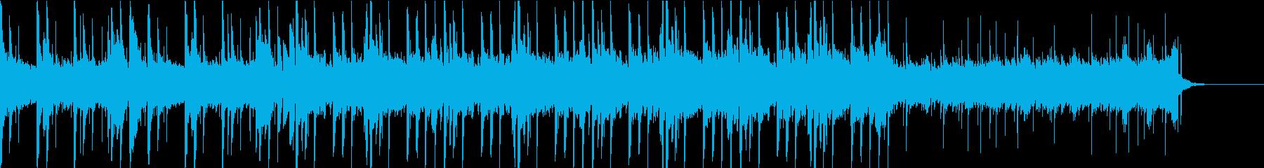 ノスタルジーギターの再生済みの波形
