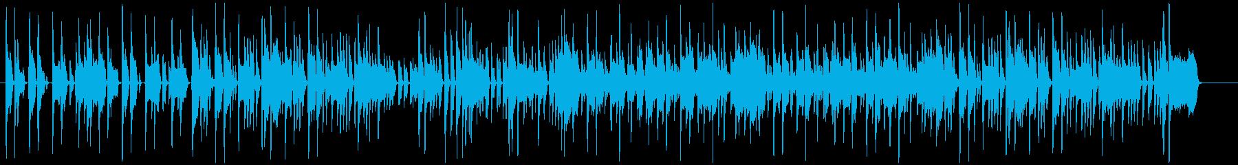 源さんっぽいHappyなポップス 遅版2の再生済みの波形