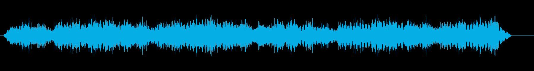 Sci Fiジェネレーター_一定の...の再生済みの波形