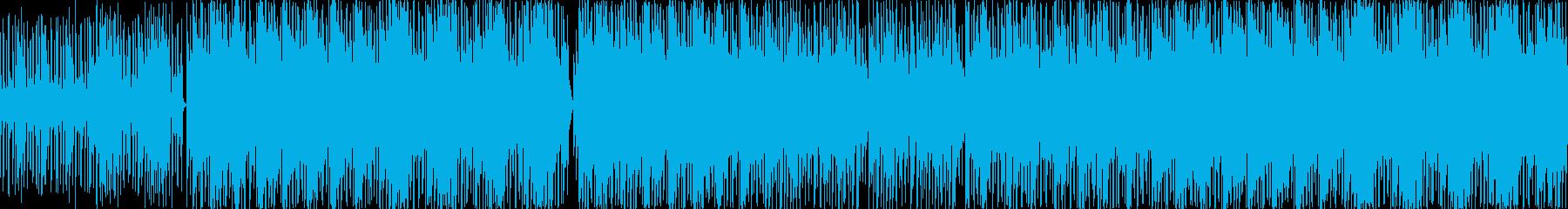 ヘヴィロック アクション adve...の再生済みの波形