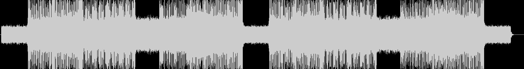 ハードロック、激しい・ヘヴィ BGM34の未再生の波形