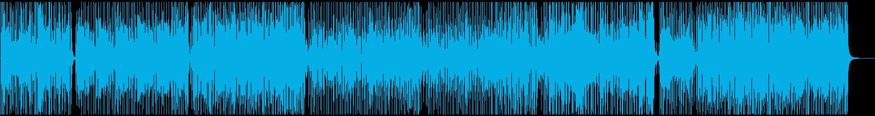 サラサラ ジャズ 壮大 バンド 振...の再生済みの波形