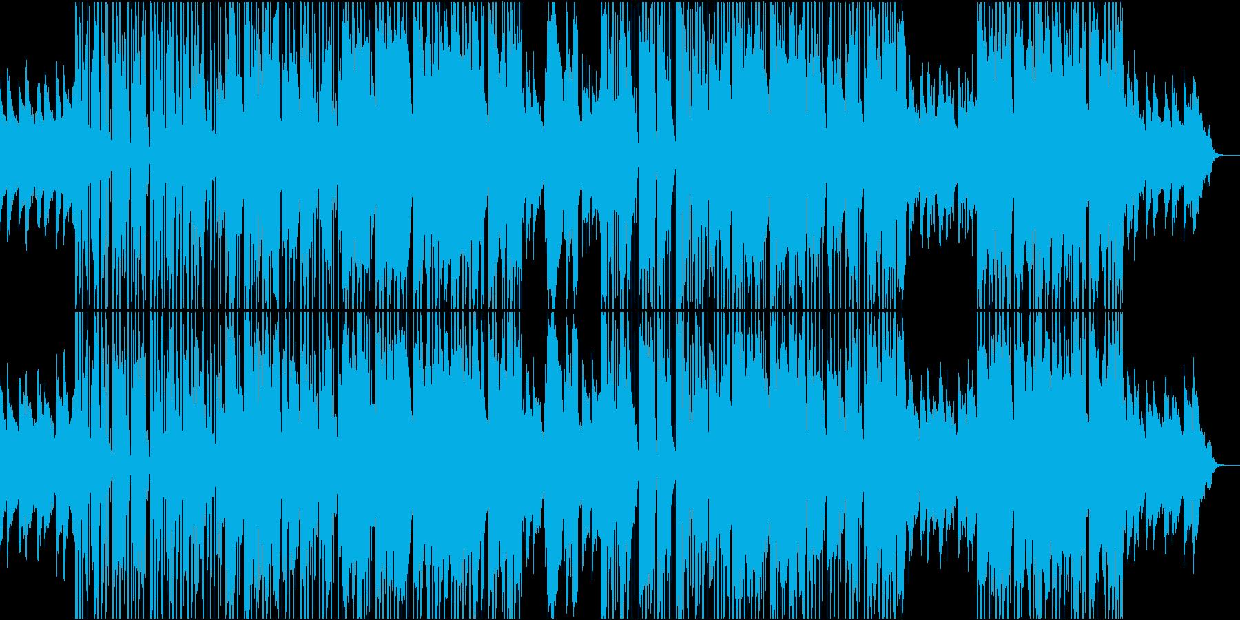 優しく暖かく心に響く歌声・洋楽Popsの再生済みの波形
