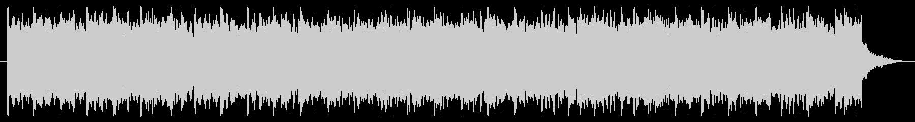 ブーン(サイレン、アラーム音)(低音)の未再生の波形