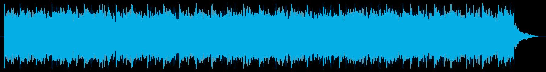 ブーン(サイレン、アラーム音)(低音)の再生済みの波形