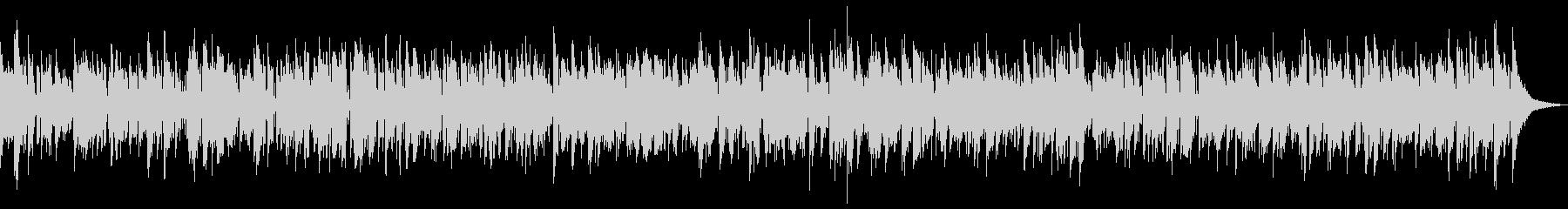 ボサノバアルトサックスの未再生の波形