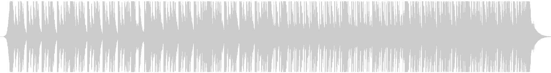 Percussion Music's unreproduced waveform