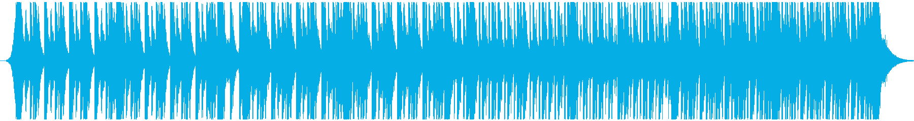 Percussion Music's reproduced waveform