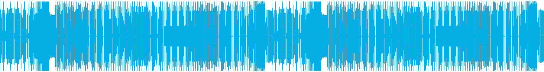 FC風ループ ウィリアムテルの再生済みの波形