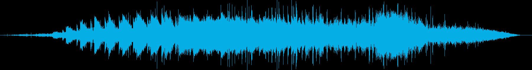 SHEEPの再生済みの波形