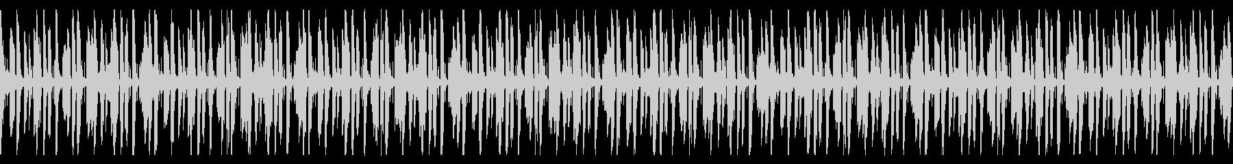 アップテンポなFuture Bassの未再生の波形