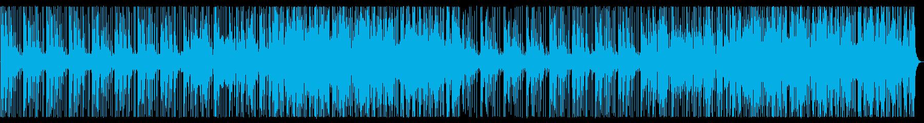 シティポップトラック_No623_1の再生済みの波形