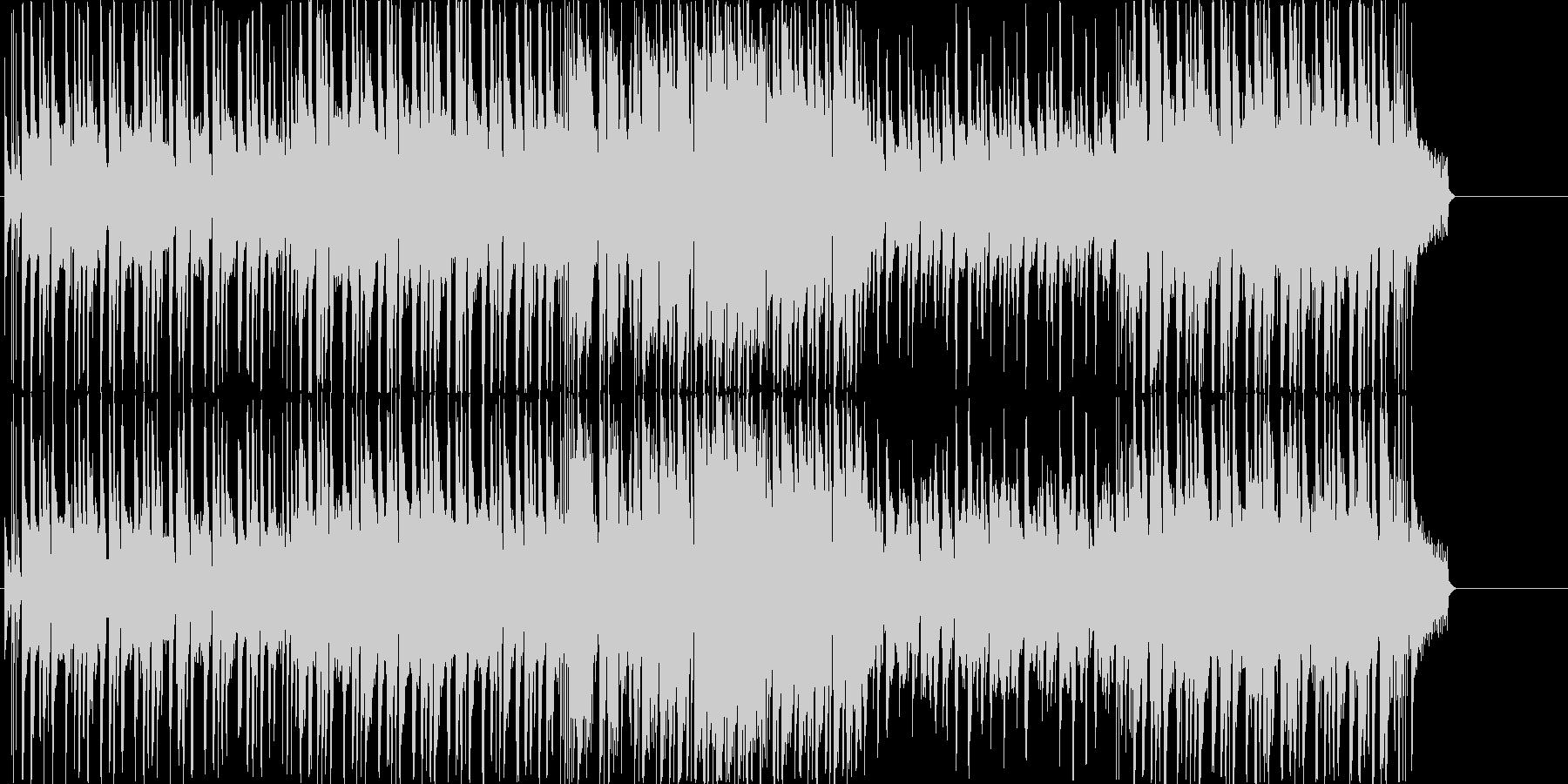 ヘヴィロック 説明的 静か 楽しげ...の未再生の波形