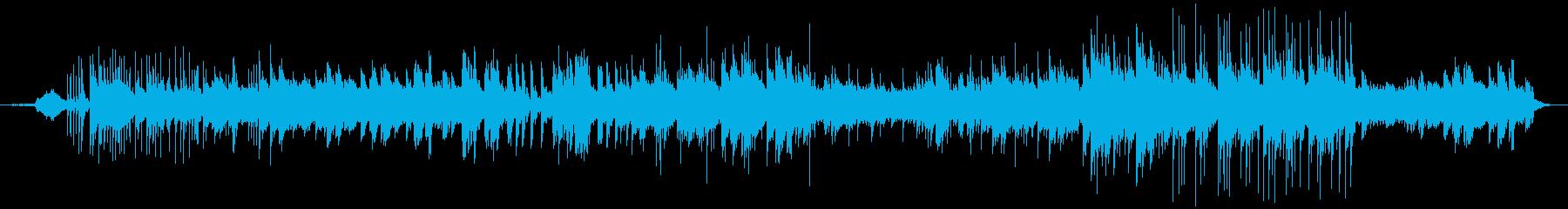 エレクトロニック 説明的 静か エ...の再生済みの波形