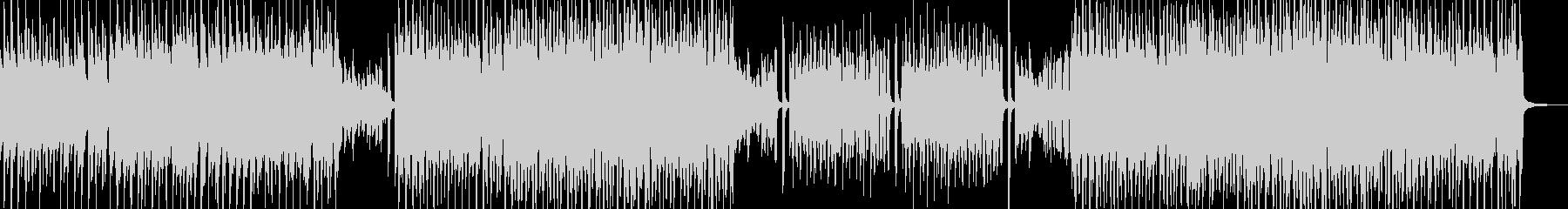 アイディア紹介動画・スィングポップ Hの未再生の波形