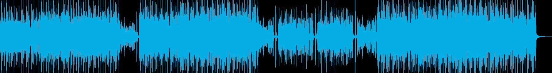 アイディア紹介動画・スィングポップ Hの再生済みの波形