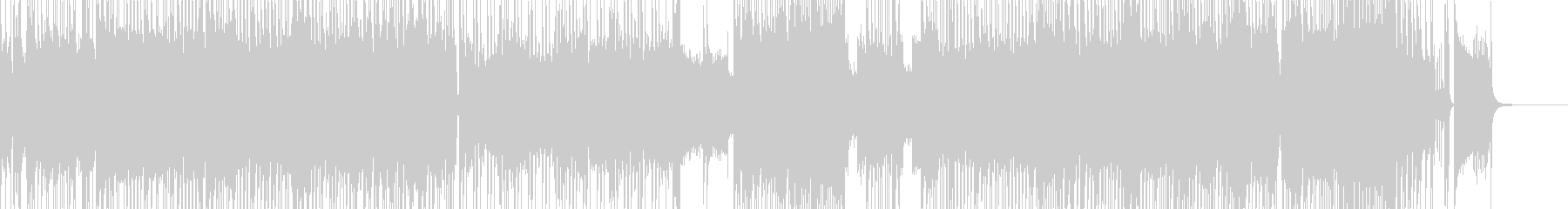Cartoon style smash rock B2's unreproduced waveform