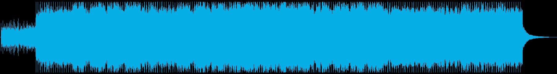 疾走感ある切なくも暖かいアコギアルペジオの再生済みの波形