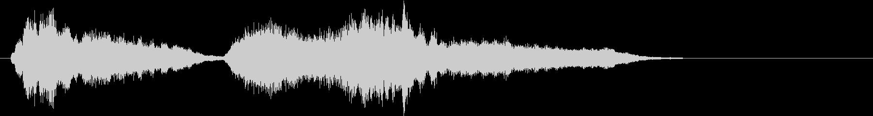 ジングル_ストリングス系の未再生の波形