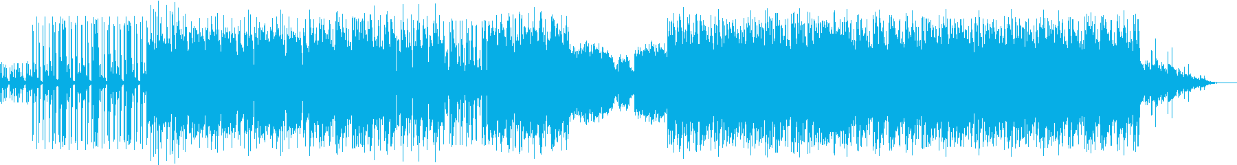 流行りのLo-FI !!の再生済みの波形