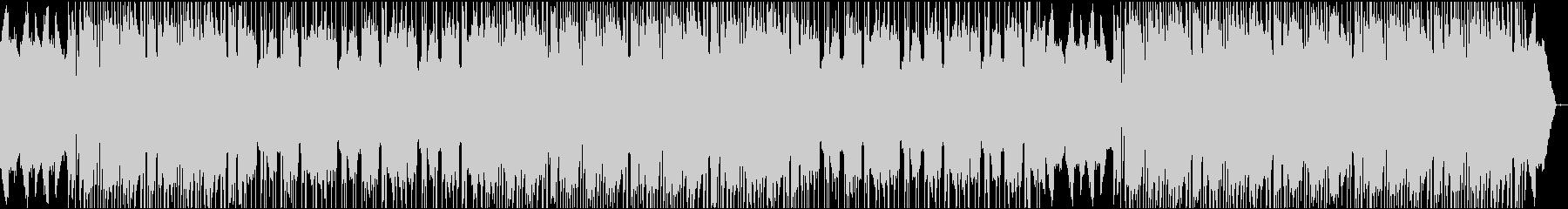 優しい感じのインストHIPHOP系ビートの未再生の波形