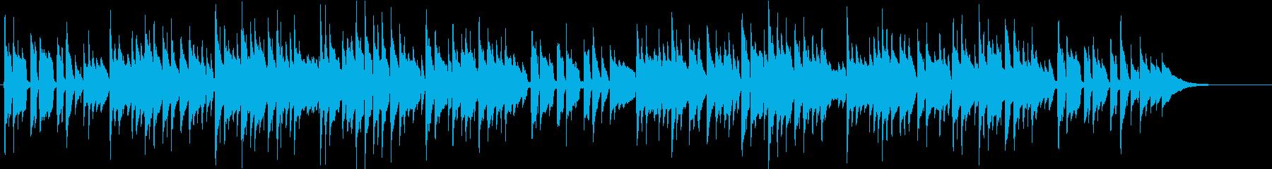 赤とんぼ アコギ 生演奏の再生済みの波形