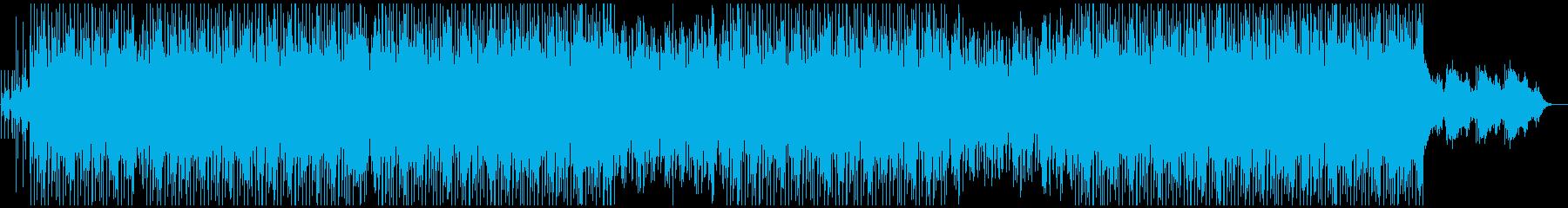 ラウンジ、奇抜な声。の再生済みの波形