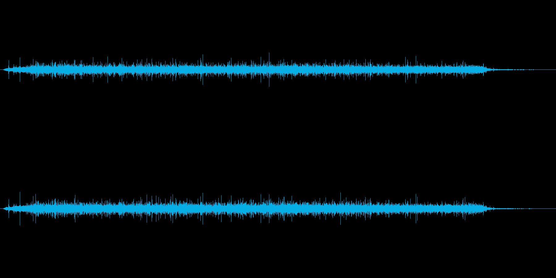 水 タップフローミディアムロング02の再生済みの波形