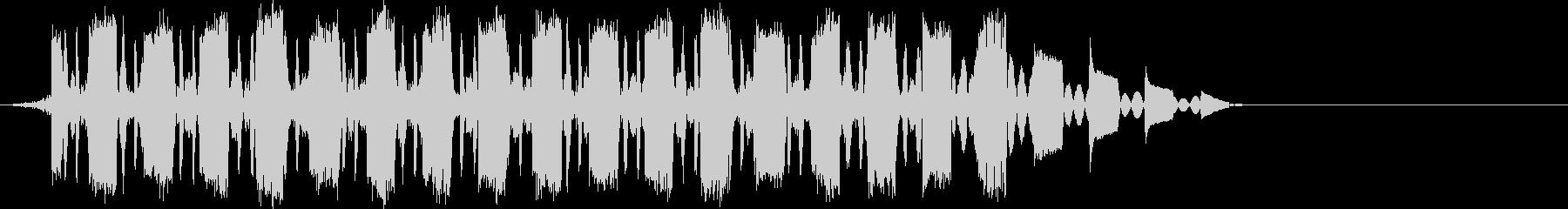 AMGアナログFX 37の未再生の波形