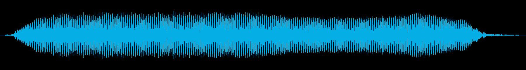 「ピィィーッ」サッカー試合開始時の笛 の再生済みの波形